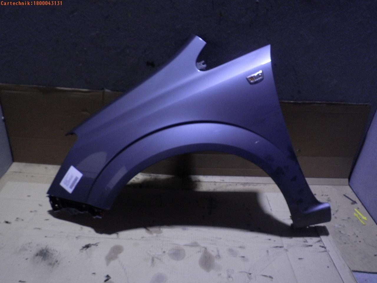 Kotfl/ügel Fender links f/ür Zafira B 05-11 alle Modelle